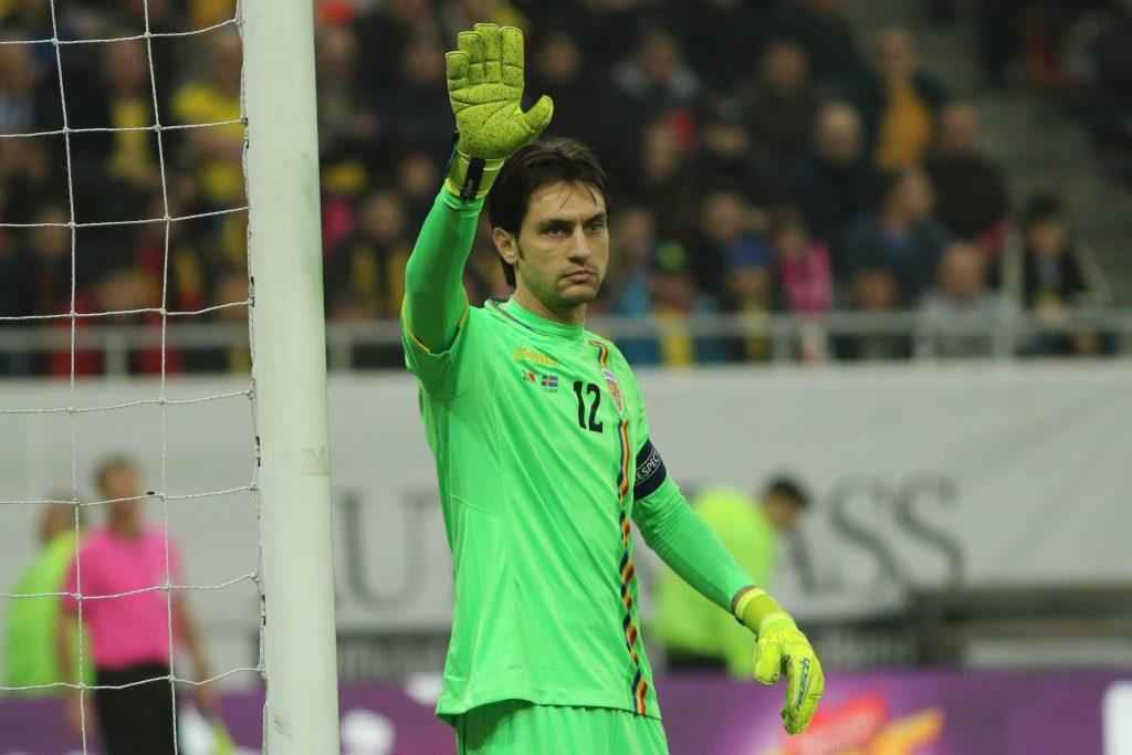 Ciprian Tătărușanu se retrage de la echipa națională. Anunțul făcut de portar