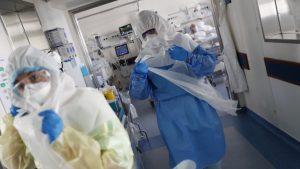 Coronavirus în România, 15 noiembrie.