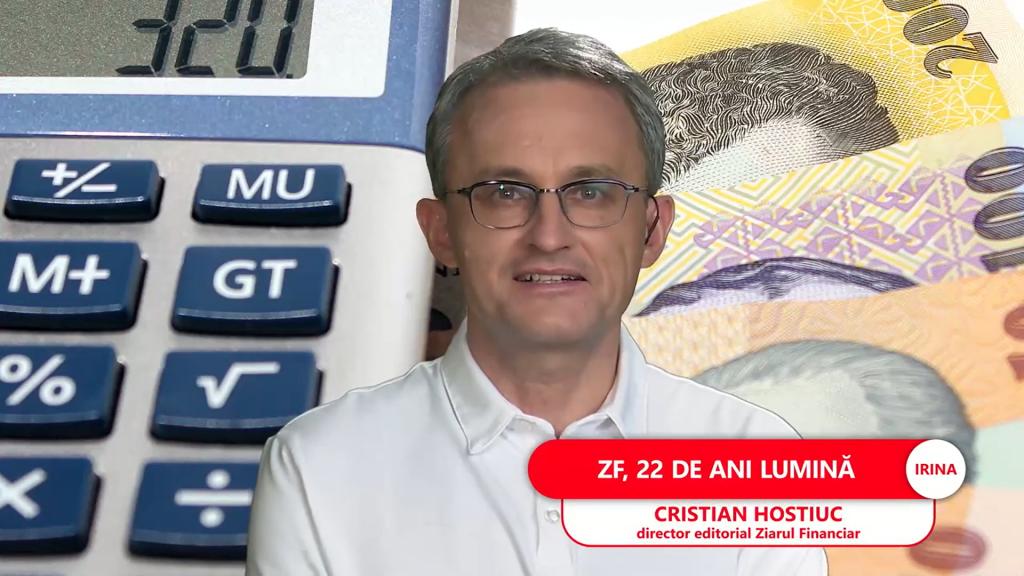 """Ziarul Financiar împlinește azi 22 de ani. Cristian Hoștiuc: """"Ziarul Financiar s-a lansat într-o Românie cenușie"""""""