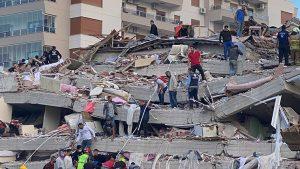Bilanţul cutremurului din Turcia a ajuns la 83 de morţi. Eforturile de salvare continuă în zonă