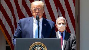 Anthony Fauci, greu de demis. De ce nu poate fi concediat de Donald Trump