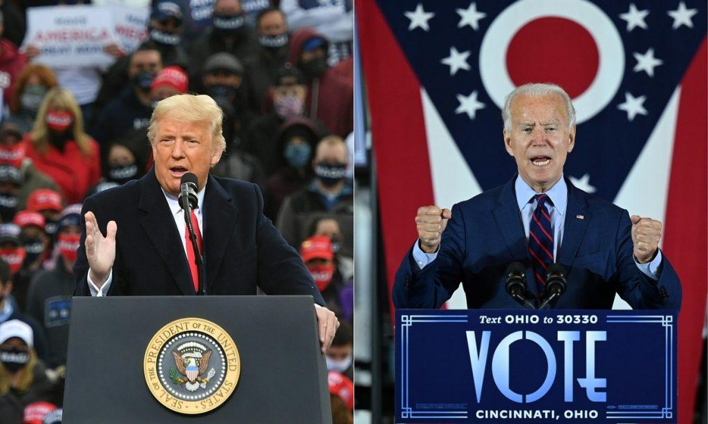 REZULTATE ALEGERI SUA LIVE UPDATE. Joe Biden are avans în Georgia cu 917 voturi, după ce Trump a condus