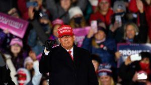 Donald Trump a câștigat Florida, cel mai mare swing state, cu 29 de electori. Ce state au mai mers pe mâna lui