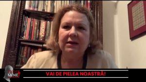 Dr. Mihaela Leventer: Pe umerii medicului apasă o responsabilitate socială foarte mare. Când este erou, când este inamicul public numărul unu