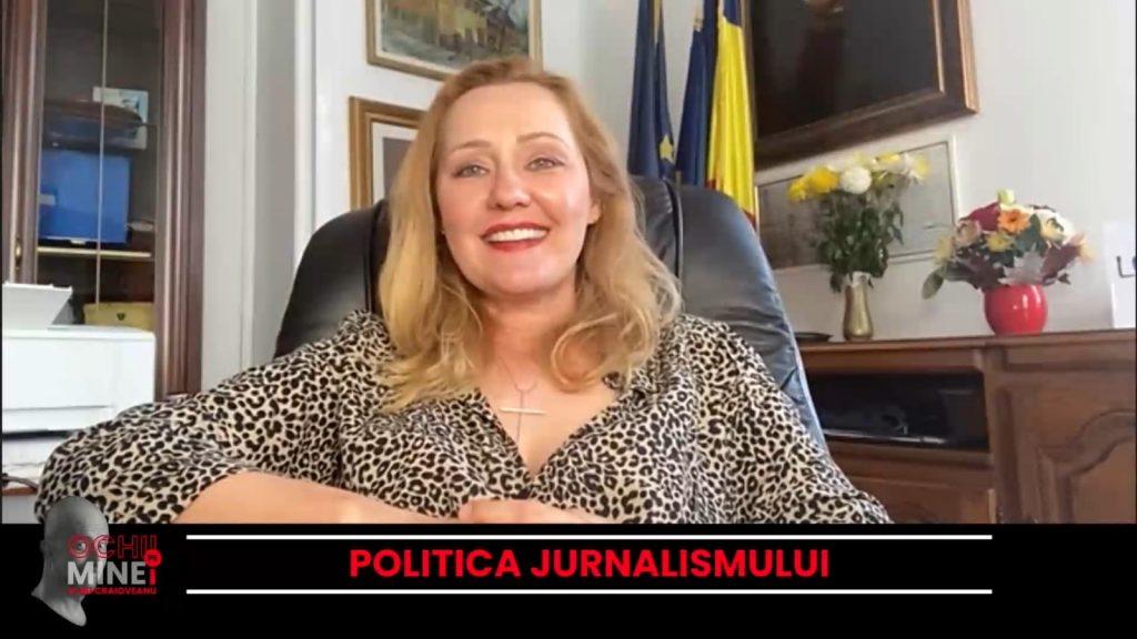 """Elena Lasconi: """"Statul încurajează incompetența și lenea. Nu am probleme nici cu amantele, nici cu nepoții, dar hai să vedem ce știu să facă"""""""