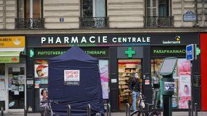 Farmacie Franța