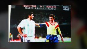 Reacția lui Hagi, după decesul lui Maradona: Tristețe fără margini la moartea unui geniu. A jucat fotbal așa cum trebuie - cu zâmbetul pe buze