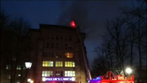 Incendiu IBCV Iași