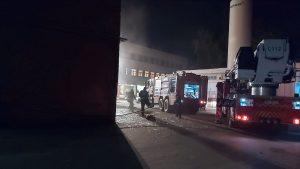 ISU: Spitalul din Neamţ are autorizaţie de incendiu mai veche de 30 de ani