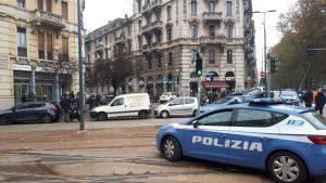 Jaf la o bancă din Milano. Angajații băncii sunt ținuți ostatici
