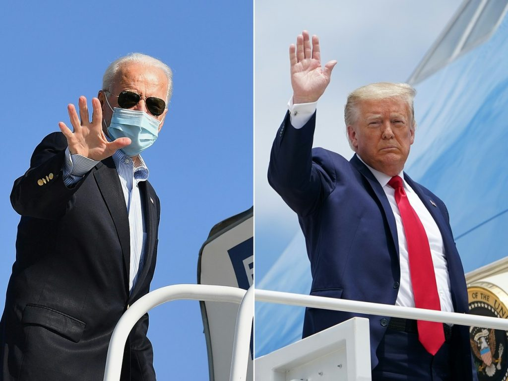 ALEGERI SUA LIVE UPDATE. Biden câștigă în Maine. Revenire spectaculoasă în state-cheie controlate de Trump