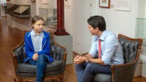 Justin Trudeau, păcălit că vorbeşte la telefon cu Greta Thunberg. Cum a căzut în capcana rușilor