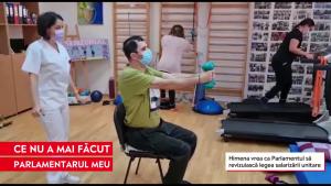 Kinetoterapeut Timișoara