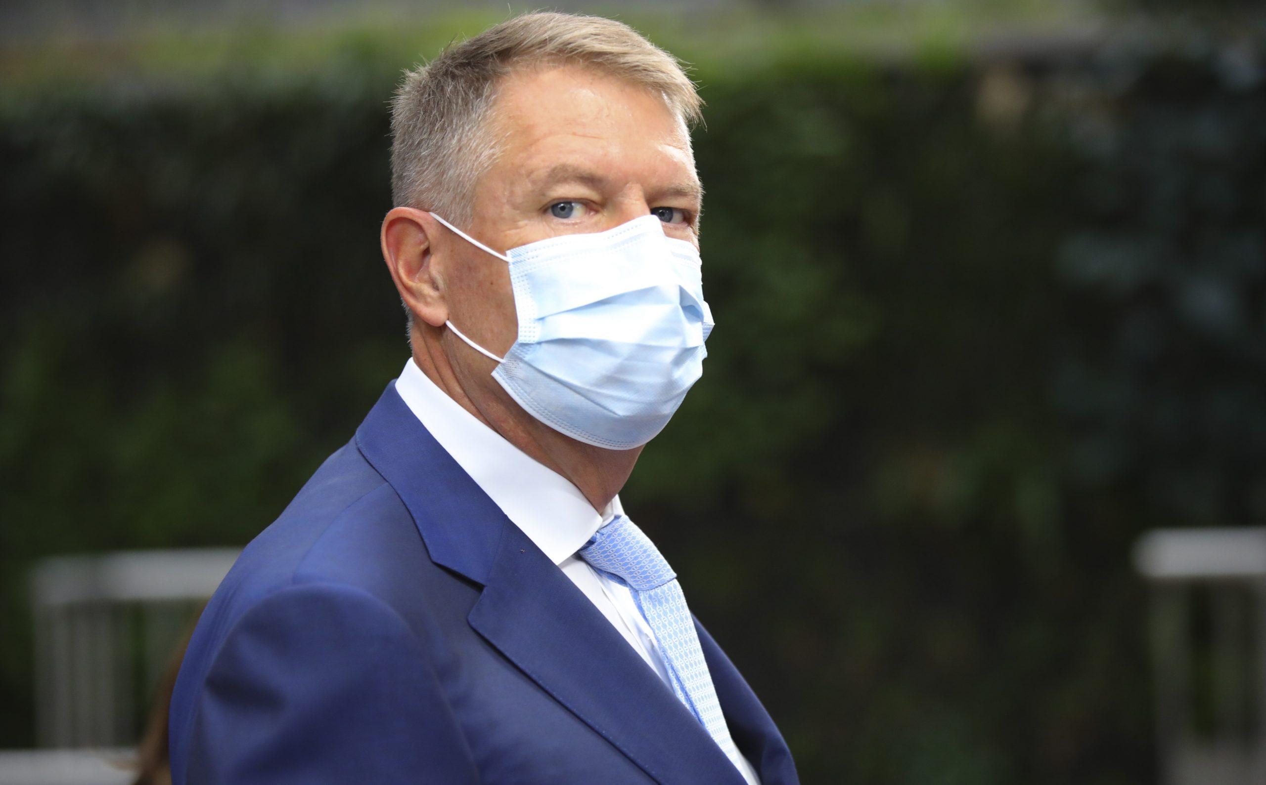 Reacția vehementă a lui Klaus Iohannis, după numirea unui consilier PNL la șefia Gospodăririi Apelor Mureș
