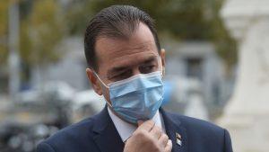 """Ludovic Orban: """"Testul real time PCR, făcut la Spitalul Militar din Belgia, este negativ"""""""