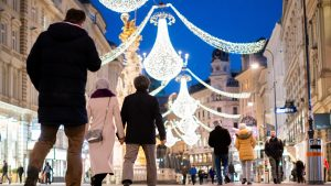 Lumini Crăciun Viena
