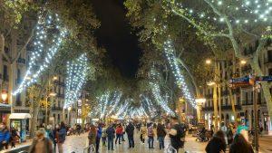 Lumini Crăciun Spania