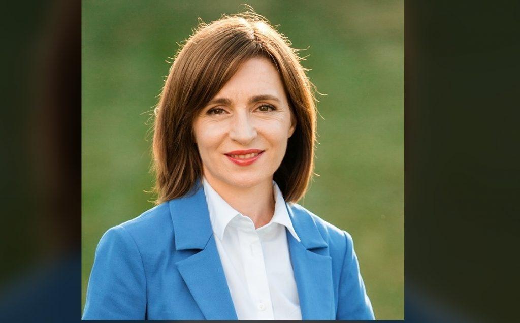 Maia Sandu câștigă alegerile din Republica Moldova cu 54,8% din voturi. Primele exit-poll-uri