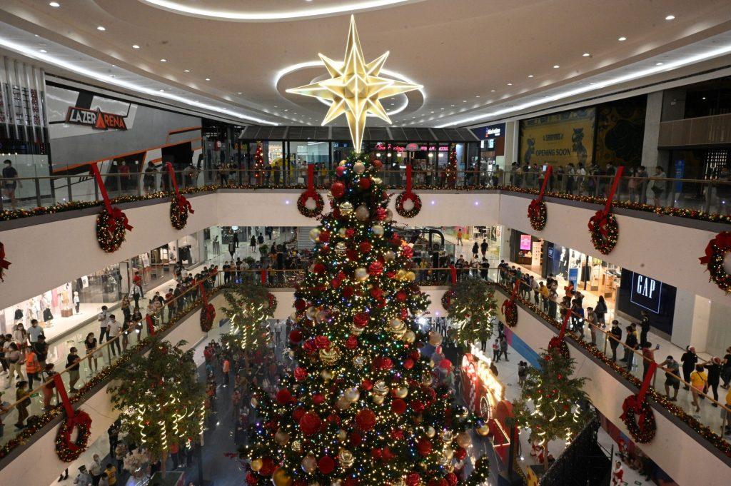 Mall Crăciun