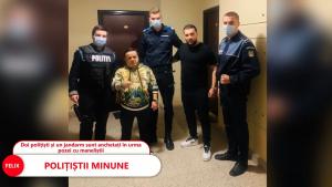 """Președintele Sindicatului Europol, despre poza cu polițiștii și maneliștii: """"Nu polițiștii au vrut poză cu maneliștii, ci invers"""""""