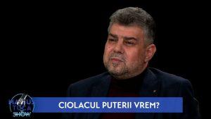 Ciolacu: Categoric vom intra în lockdown după alegerile parlamentare