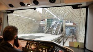 Corporatiștii au mers mai puțin la birou. Traficul în staţiile de metrou din polii de business ai Bucureştiului a scăzut cu până la 80%