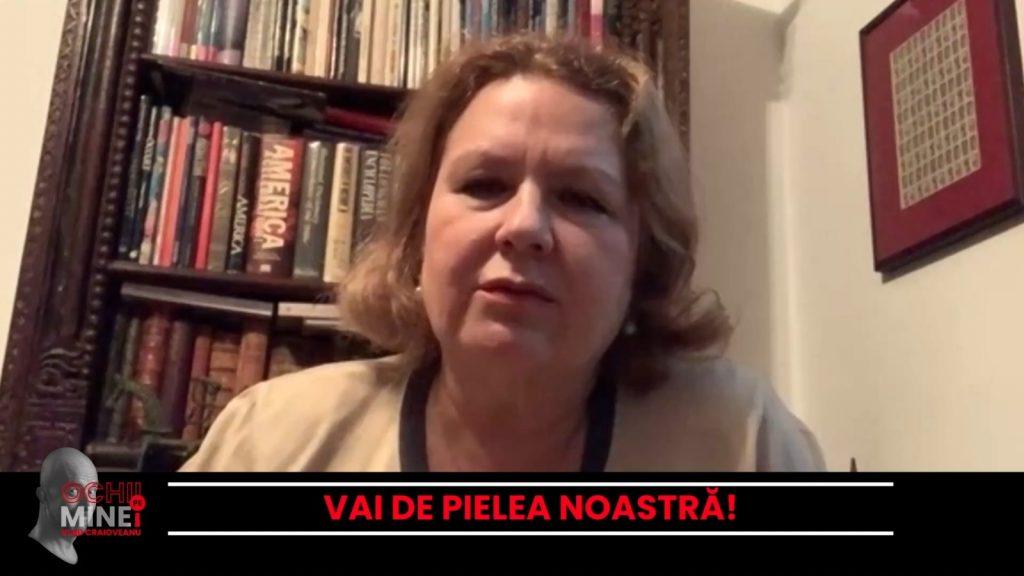 """Mihaela Leventer, dermatolog: """"Spitalele noastre sunt vechi și nepregătite pentru pandemie sau accidente, ca explozia de la Piața Neamț"""""""