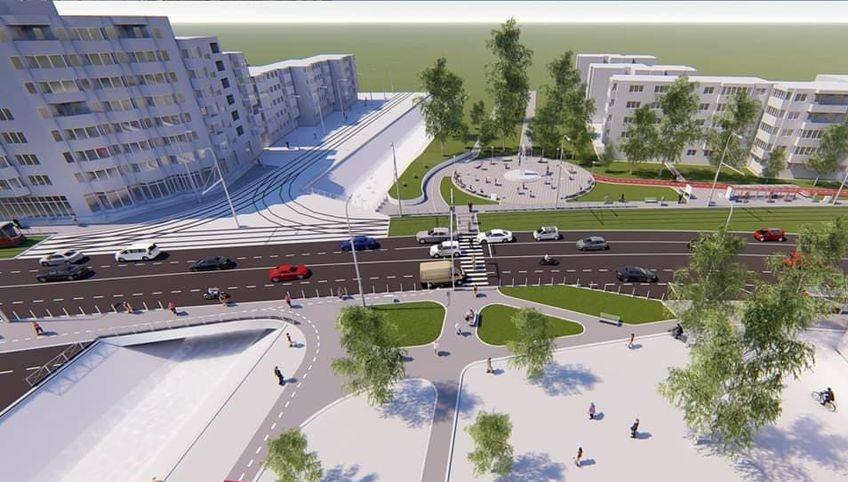 Modernizare Oradea pe bani europeni