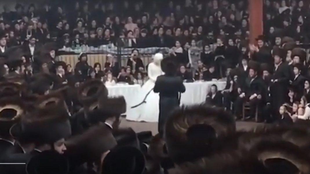 Cum a fost ascunsă o nuntă cu 7000 de oameni în plină pandemie. Imagini uimitoare de la eveniment