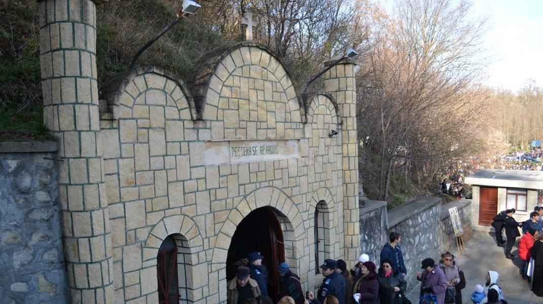 Peștera Sfântul Andrei