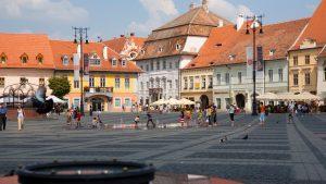 Sibiul intră în carantină de luni, 16 noiembrie. Are cea mai mare rată de infectare