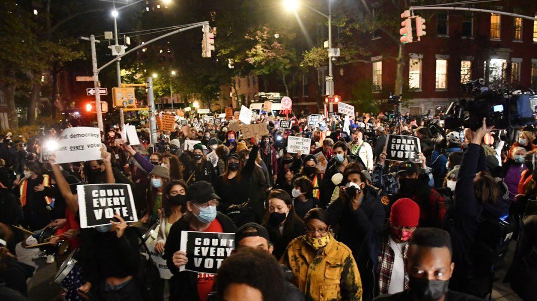 Proteste SUA