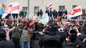 Proteste-Minsk