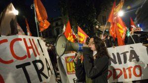 Mii de oameni din Spania și Italia au ieșit în stradă. Nu mai suportă restricțiile