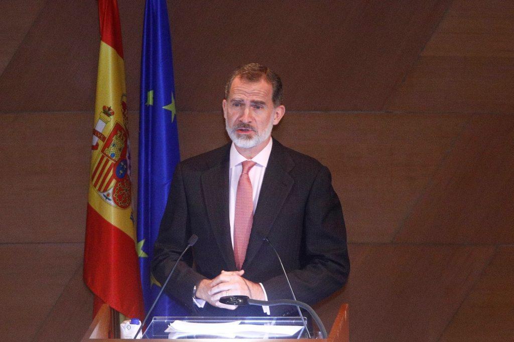 Regele Felipe al VI-lea al Spaniei a intrat în carantină după ce a fost în contact cu o persoană infectată cu SARS-CoV-2