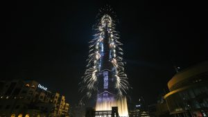 Revelion Dubai