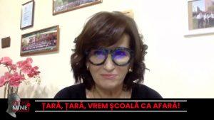 """Simona Baciu: """"Această schimbare este una radicală și în educația noastră și în cultura noastră. Acesta este viitorul"""""""