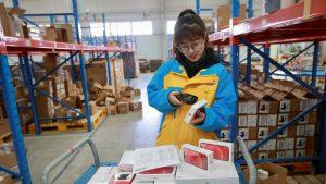 Cât au cheltuit chinezii pentru cumpărături cu reduceri de Singles Day. Topul celor mai vândute branduri