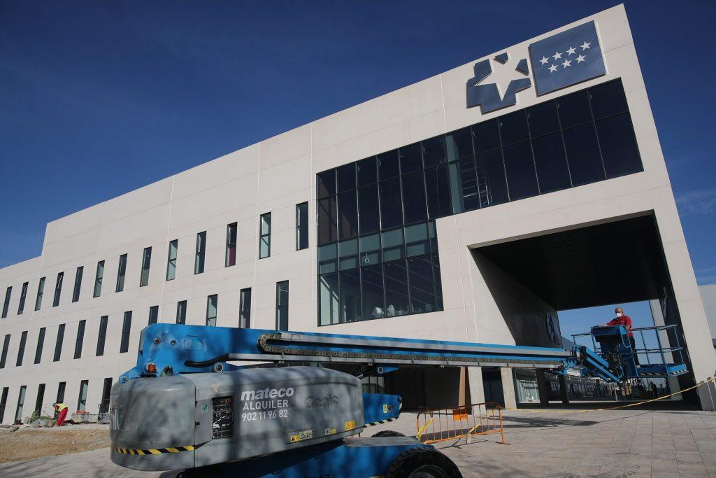 Spital Isabel Zendal Madrird