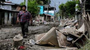 Natura face ravagii. Uraganul Iota a lovit Nicaragua la doar două săptămâni după Eta
