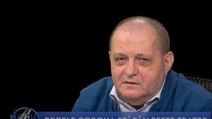 """Victor Ioan Frunză, despre ravagiile neomarxismului în teatru: """"Vor să scoată arta din centrul preocupărilor, s-o denudeze de talent"""""""