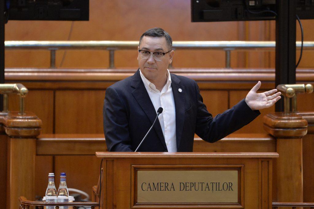 """Ponta, despre închiderea piețelor: """"Poate că e vorba de prostie, de incompetență"""". De ce a votat pentru redeschiderea lor"""