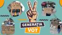 """""""Generația Vot"""", comunitatea care mobilizează tinerii să iasă la urne"""