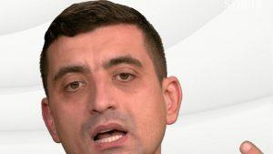 George Simion într-o emisiune la Aleph News.