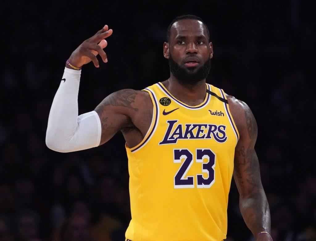 LeBron James desemnat sportivul anului de Time