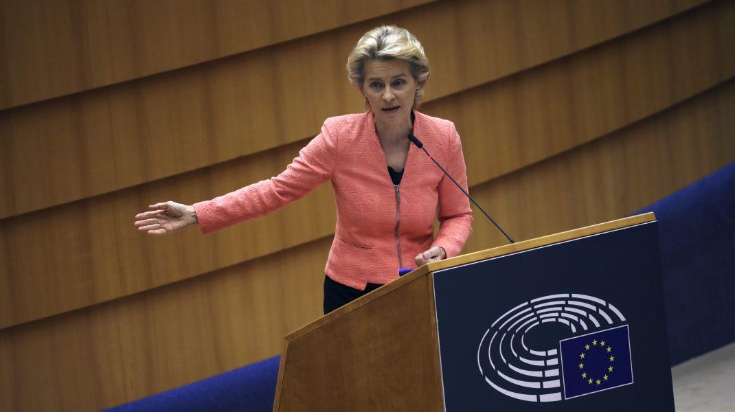 Ursula von der Leyen, după avizul Agenției Europene a Medicamentului: Vaccinul este sigur și eficient