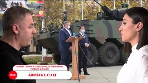 Militarii sunt șefii crizelor sanitare: Au manageriat spitale COVID, coordonează vaccinarea, iar acum conduc Guvernul