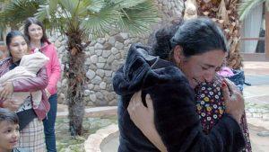 O româncă răpită și vândută în SUA și-a regăsit părinții, care o credeau moartă, după 25 de ani. FOTO