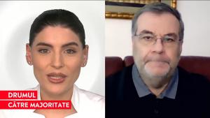 Bogdan Teodorescu: O alianță AUR cu PSD sau PNL este problematică. Cultivă un mesaj eurosceptic și are idei radicale de organizare a societății