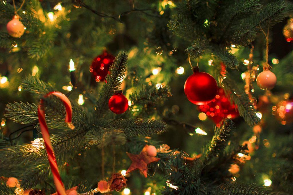 tradiția îmbodobirii bradului de Crăciun
